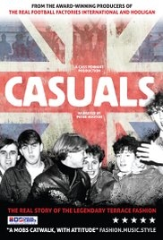 Casuals: The Story of the Legendary Terrace Fashion - Poster / Capa / Cartaz - Oficial 1