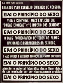 Eva, o Princípio do Sexo - Poster / Capa / Cartaz - Oficial 2