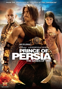 Príncipe da Pérsia: As Areias do Tempo - Poster / Capa / Cartaz - Oficial 3