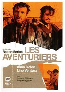 Os Aventureiros - Poster / Capa / Cartaz - Oficial 5