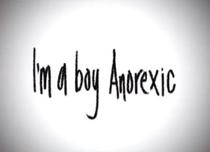 I'm a boy anorexic - Poster / Capa / Cartaz - Oficial 1