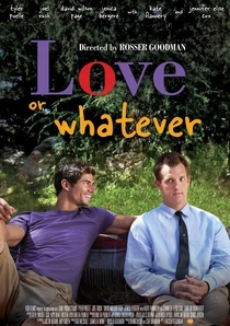 Love or Whatever - Poster / Capa / Cartaz - Oficial 2