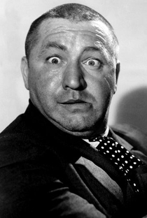 Curly Howard - Poster / Capa / Cartaz - Oficial 4