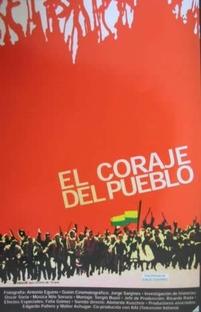 El coraje del pueblo - Poster / Capa / Cartaz - Oficial 1