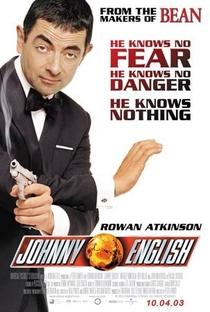 Johnny English - Poster / Capa / Cartaz - Oficial 6