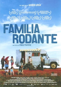 Família Rodante - Poster / Capa / Cartaz - Oficial 4