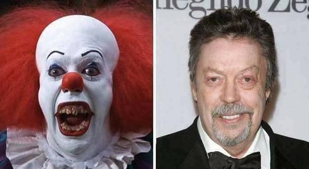 Como são os atores que interpretam monstros e vilões dos filmes na vida real