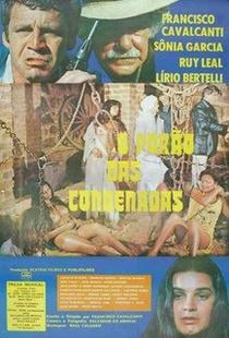 O Porão das Condenadas - Poster / Capa / Cartaz - Oficial 1