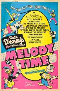 Tempo de Melodia - Poster / Capa / Cartaz - Oficial 1
