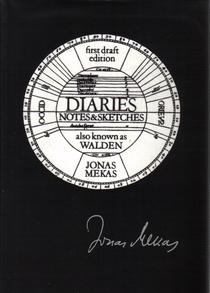 Walden - Diaries Notes and Sketches - Poster / Capa / Cartaz - Oficial 1