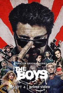 The Boys (2ª Temporada) - Poster / Capa / Cartaz - Oficial 4