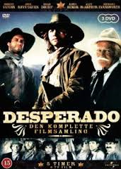 Desperado: The Outlaw Wars - Poster / Capa / Cartaz - Oficial 1