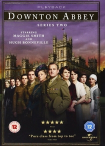 Downton Abbey (2ª Temporada) - Poster / Capa / Cartaz - Oficial 4