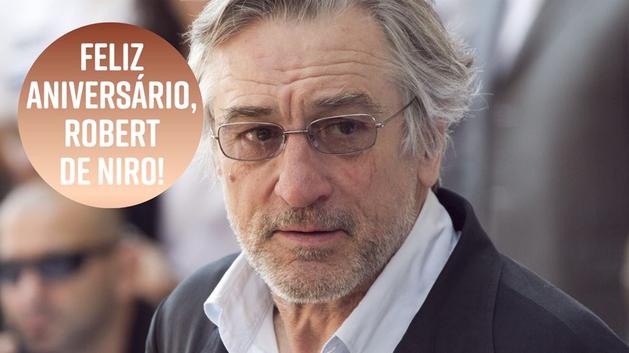 No aniversário de Robert De Niro, relembre cinco falas de sua carreira
