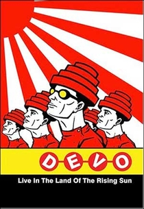 Devo - Live In The Land Of The Rising Sun - Poster / Capa / Cartaz - Oficial 1