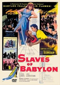 Escravos da Babilônia - Poster / Capa / Cartaz - Oficial 3
