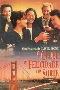 O Clube da Felicidade e da Sorte - Poster / Capa / Cartaz - Oficial 3