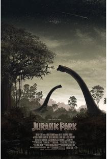 Jurassic Park: O Parque dos Dinossauros - Poster / Capa / Cartaz - Oficial 5