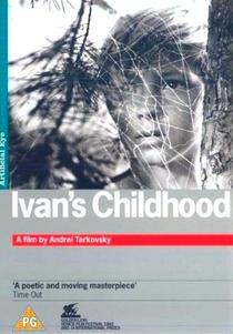 A Infância de Ivan - Poster / Capa / Cartaz - Oficial 7