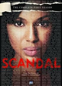 Scandal (1ª Temporada) - Poster / Capa / Cartaz - Oficial 1
