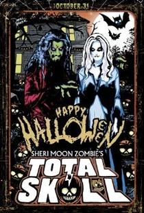 Total Skull Halloween - Poster / Capa / Cartaz - Oficial 1
