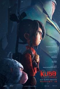 Kubo e as Cordas Mágicas - Poster / Capa / Cartaz - Oficial 3