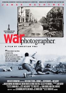 Fotógrafo de Guerra - Poster / Capa / Cartaz - Oficial 1