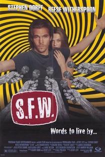 S.F.W. - Filhos da Violência - Poster / Capa / Cartaz - Oficial 3