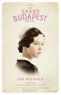 O Grande Hotel Budapeste - Poster / Capa / Cartaz - Oficial 11