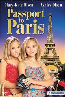 Passaporte para Paris - Poster / Capa / Cartaz - Oficial 1
