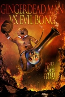 Biscoito Assassino Vs. Evil Bong - Poster / Capa / Cartaz - Oficial 1