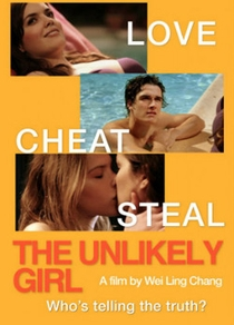 The Unlikely Girl - Poster / Capa / Cartaz - Oficial 1