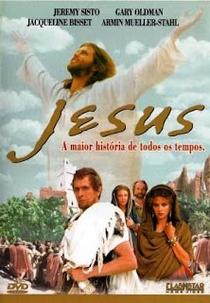 Jesus - A Maior História de Todos os Tempos - Poster / Capa / Cartaz - Oficial 3