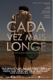 Cada Vez Mais Longe - Poster / Capa / Cartaz - Oficial 1