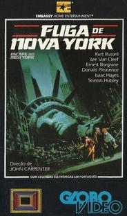 Fuga de Nova York - Poster / Capa / Cartaz - Oficial 8
