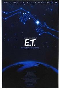 E.T.: O Extraterrestre - Poster / Capa / Cartaz - Oficial 3