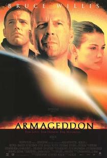 Armageddon - Poster / Capa / Cartaz - Oficial 2