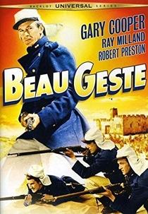 Beau Geste - Poster / Capa / Cartaz - Oficial 6