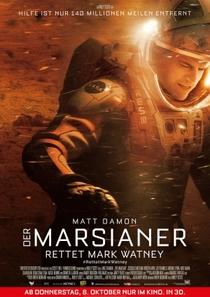 Perdido em Marte - Poster / Capa / Cartaz - Oficial 9