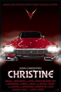 Christine, O Carro Assassino - Poster / Capa / Cartaz - Oficial 3