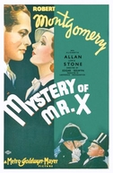 O Mistério de Mr. X (The Mystery of Mr. X)