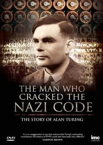 O Homem Que Decifrou o Código Nazista - Poster / Capa / Cartaz - Oficial 1