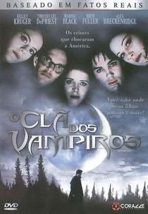 O Clã dos Vampiros - Poster / Capa / Cartaz - Oficial 3