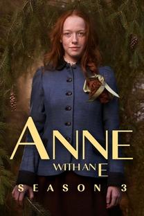 Anne com um E (3ª Temporada) - Poster / Capa / Cartaz - Oficial 2
