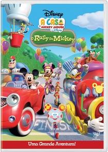A Casa do Mickey Mouse - O Rally do Mickey - Poster / Capa / Cartaz - Oficial 2
