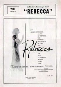 Rebecca, a Mulher Inesquecível - Poster / Capa / Cartaz - Oficial 12