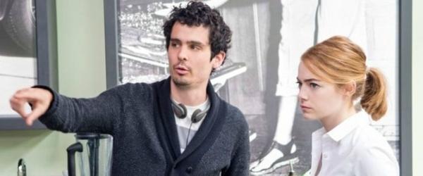 """Babylon""   Damien Chazelle irá dirigir e escrever filme que pode ter Emma Stone como protagonista"