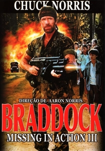 Braddock 3 - O Resgate - Poster / Capa / Cartaz - Oficial 1