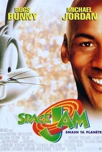 Space Jam: O Jogo do Século - Poster / Capa / Cartaz - Oficial 13
