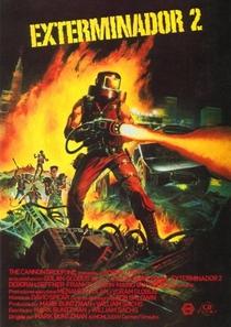 Exterminador 2 - Poster / Capa / Cartaz - Oficial 3